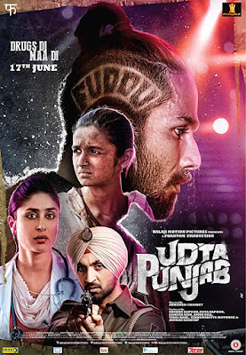 Udta Punjab 2016 Hindi 480p BluRay 400MB
