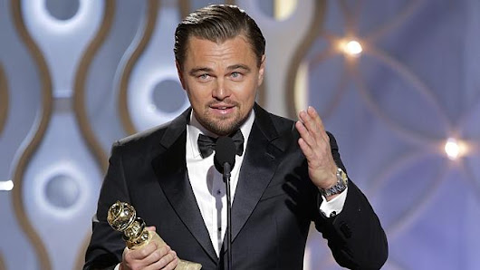 Leanardo Di Caprio Finnally Wins the Oscar!