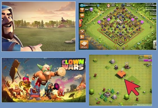 Clash of Clans 8.212.9 APK + MOD Android