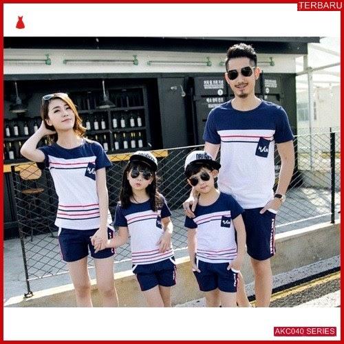 AKC040K146 Kaos Couple Baju Anak 040K146 Keluarga Family BMGShop