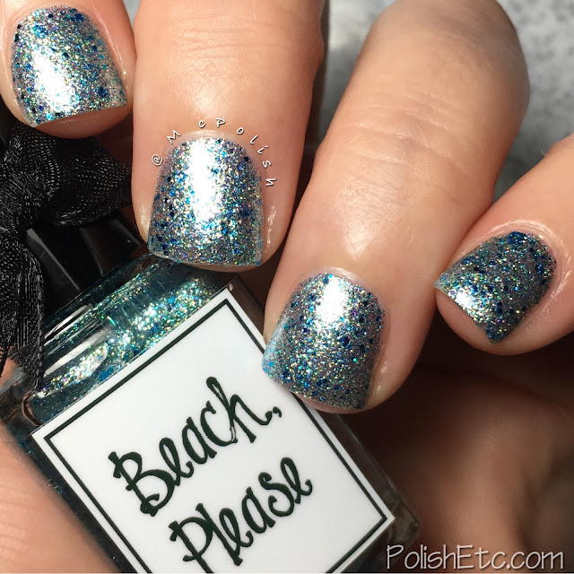 Whimsical Ideas by Pam - Summer 2017 - McPolish - Beach Please