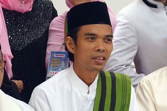 Ustadz Abdul Somad Dituduh Tidak Tahu Diri dan Kufur Nikmat Karena Menolak Jadi Cawapres