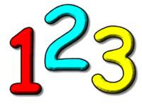 His Little Spark In The Dark: SPIRITUAL COUNTING 1-2-3 (Poem)