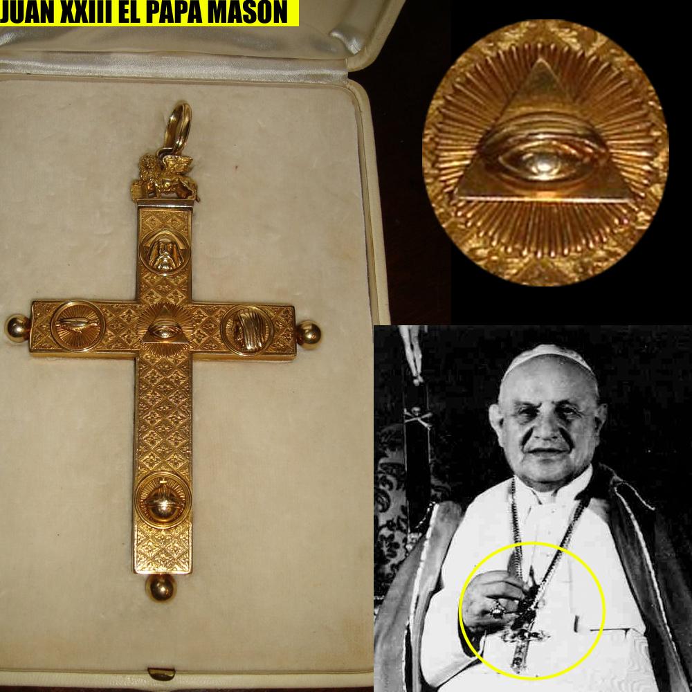 VERITAS -BOSS: Oración Masónica del QH Angelo RONCALLI, Papa Juan XXIII, el  Papa Bueno