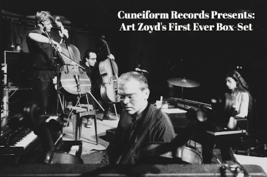 Cuneiform Records Presents First-Ever Box Set, Art Zoyd's '44 1/2 Live and Unreleased Works'