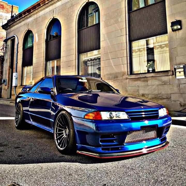 Nissan Skyline R32 GTR & Nissan Silvia S15 2JZ Engine