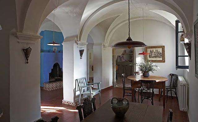 Casa Migdia hotel rural en Sant Jordi Desvalls chicanddeco