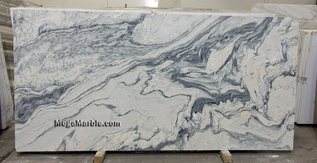 Cremo Tirreno Marble Slab NYC