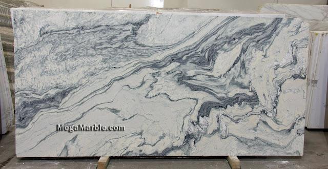 Cremo Tirreno Marble Slab NYC