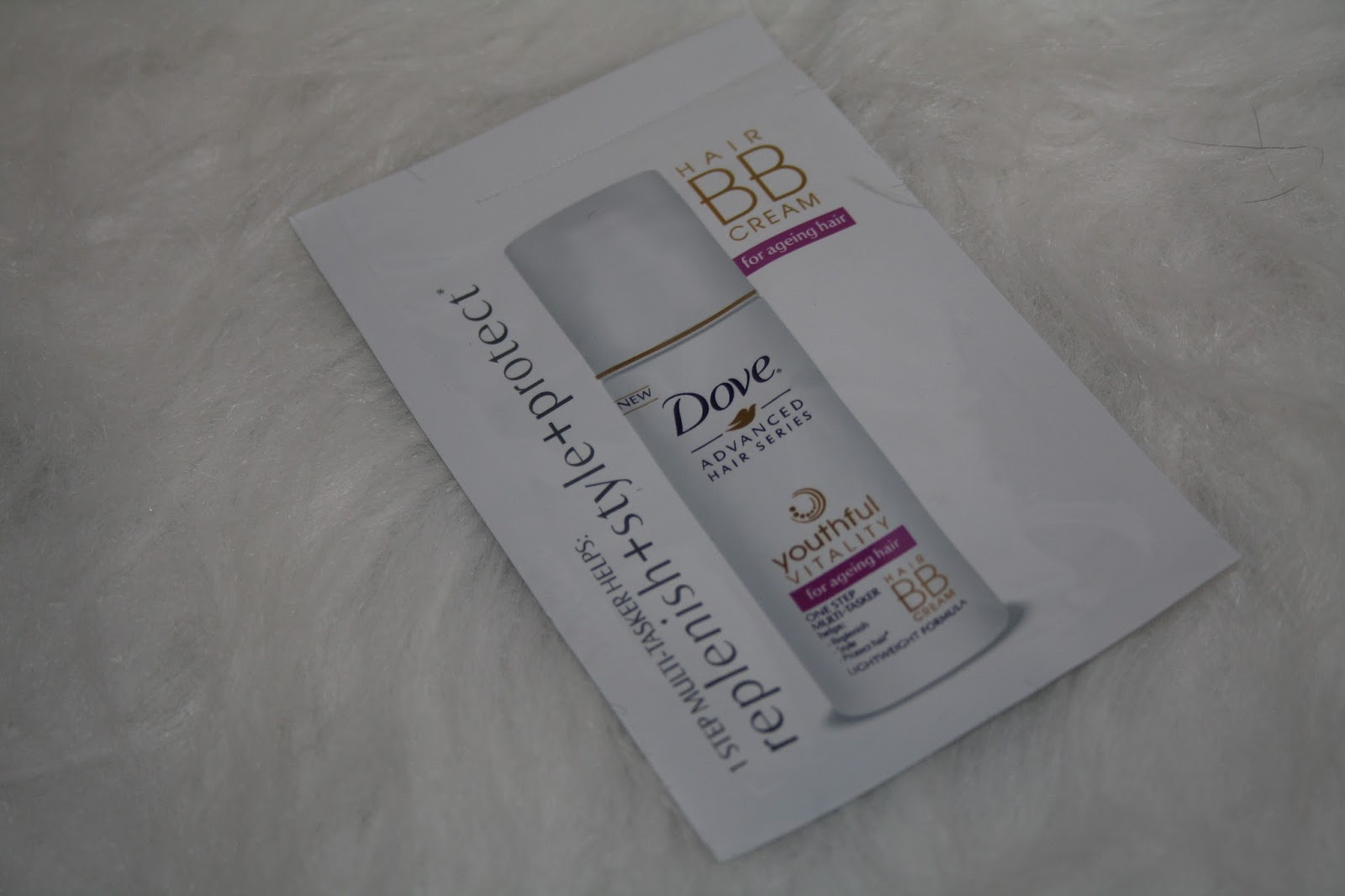 Dove Hair BB Cream