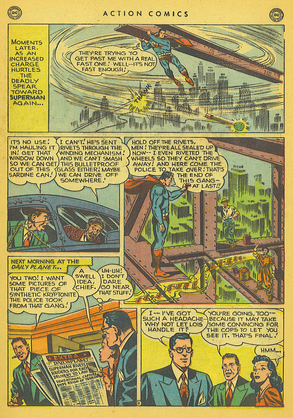 Read online Action Comics (1938) comic -  Issue #142 - 12