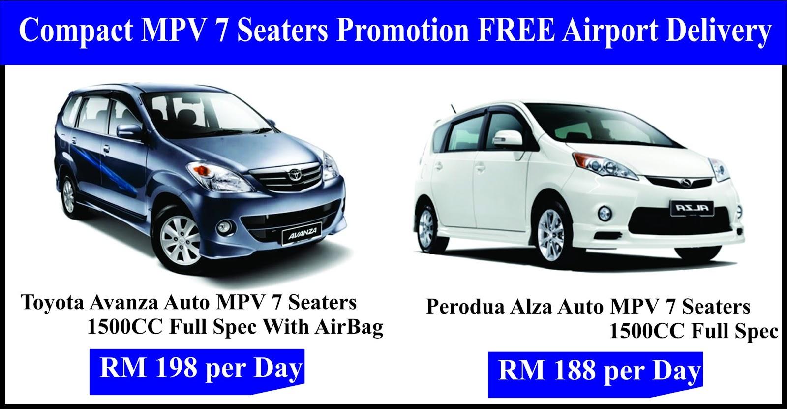 Kuching Car Rental Review