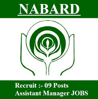 National Bank for Agriculture and Rural Development, NABARD, Assistant Manager, Bank, Maharashtra, freejobalert, Sarkari Naukri, Latest Jobs, nabard logo
