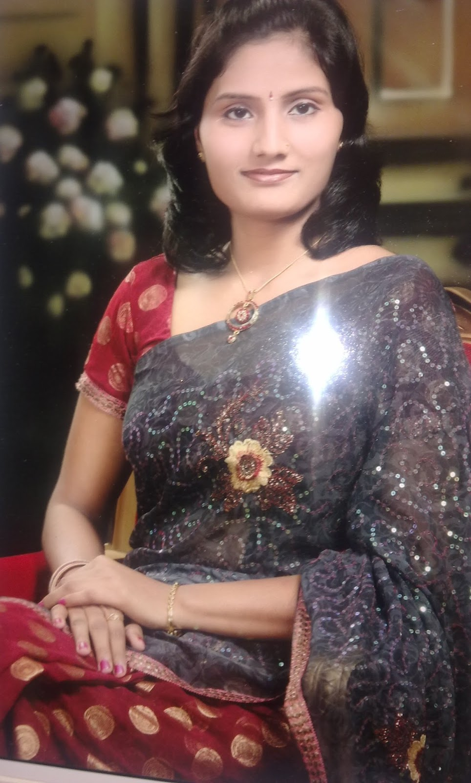Facebook Wall Indian Girls In Marriage Time Pic-8569