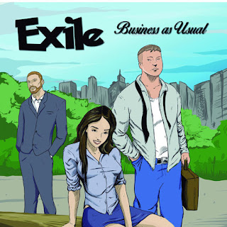 Exile - Business As Usual (2016) - Album Download, Itunes Cover, Official Cover, Album CD Cover Art, Tracklist