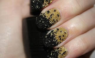 Tutorial unhas de caviar, fotos e modelos