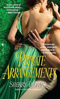 Private Arrangements book cover