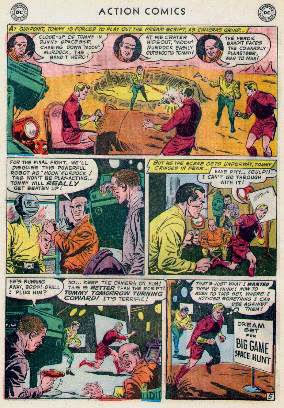 Read online Action Comics (1938) comic -  Issue #228 - 32