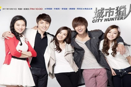 Drama Korea City Hunter Episode 1 - 20 Subtitle Indonesia