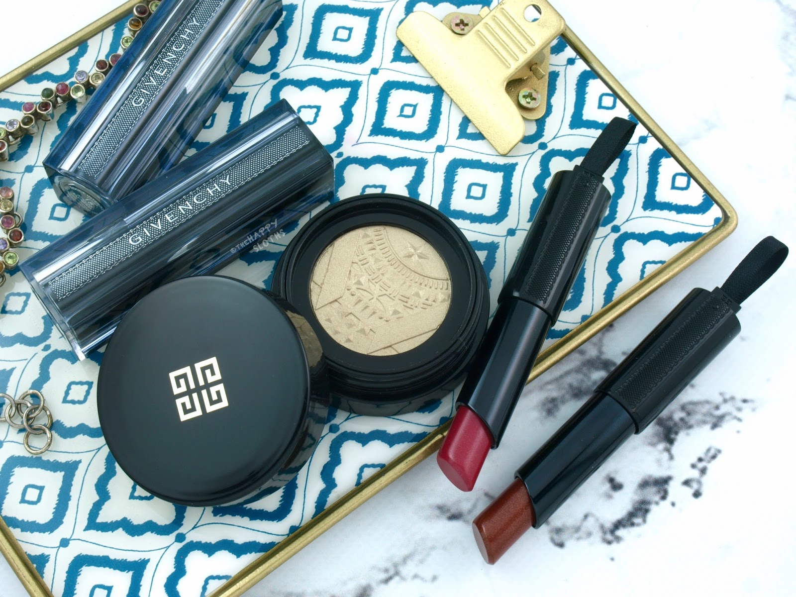 Givenchy | Les Saisons 2018 African Light Collection: Review and Swatches