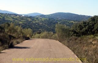 Carretera a Jerez