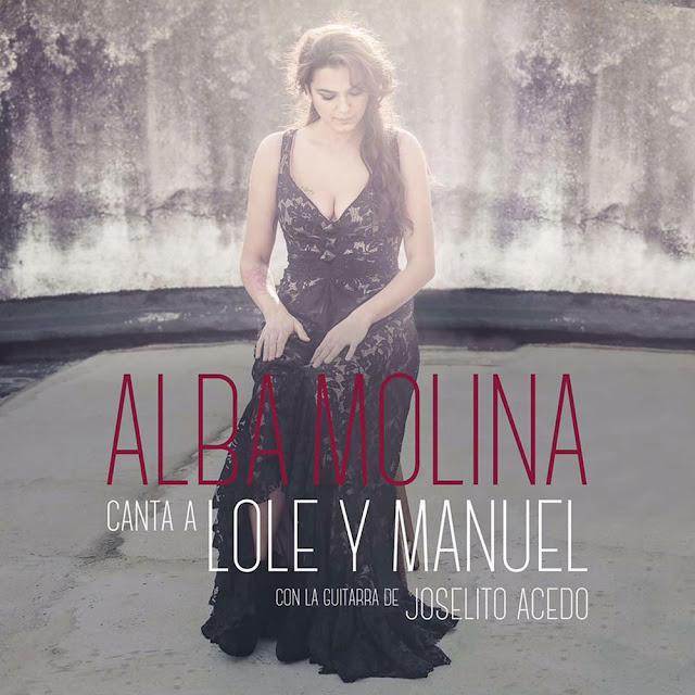 Cartel de Alba Molina