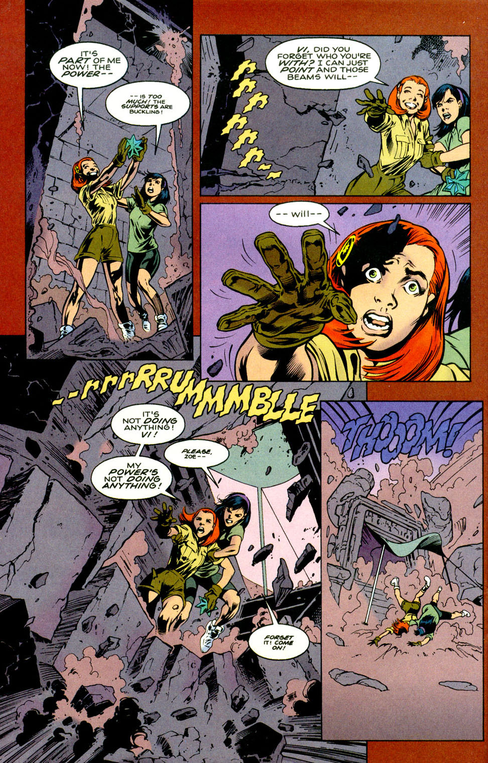 Legion of Super-Heroes (1989) _Annual_5 Page 29