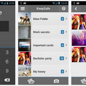 Apps Apk Collection: Hide pictures - KeepSafe Vault 3 9 1