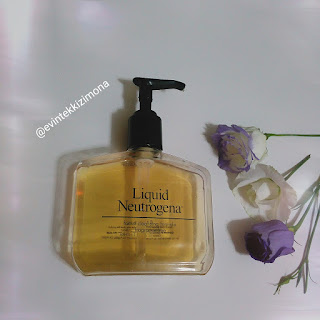 NEUTROGENA LİQUİD FACİAL CLEANSER