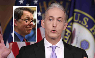 Wikileaks: Hillary's Attorney Drafted 'Political Attack' on Trey Gowdy, Benghazi Committee