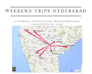 8 Weekend Destinations from Hyderabad- Visit them this year