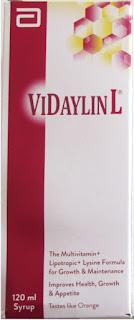 Vidaylin L syrup