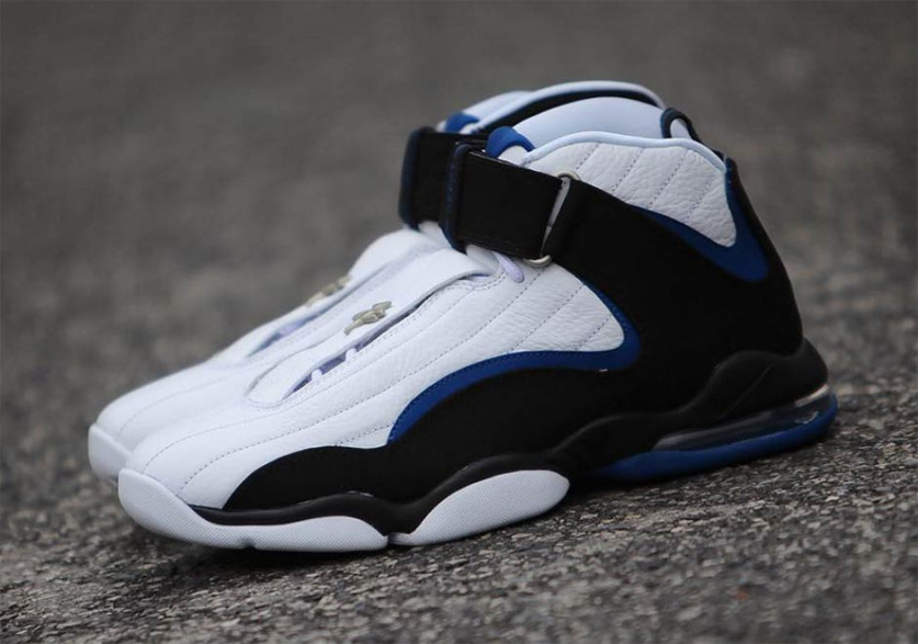 4611cd1aa9c6ed Swag Craze  First Look  Nike Air Penny 4  Orlando