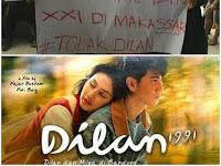 Kontroversi dan Polemik Film Dilan 1991 di Kota Makassar