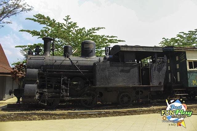 kereta api uap