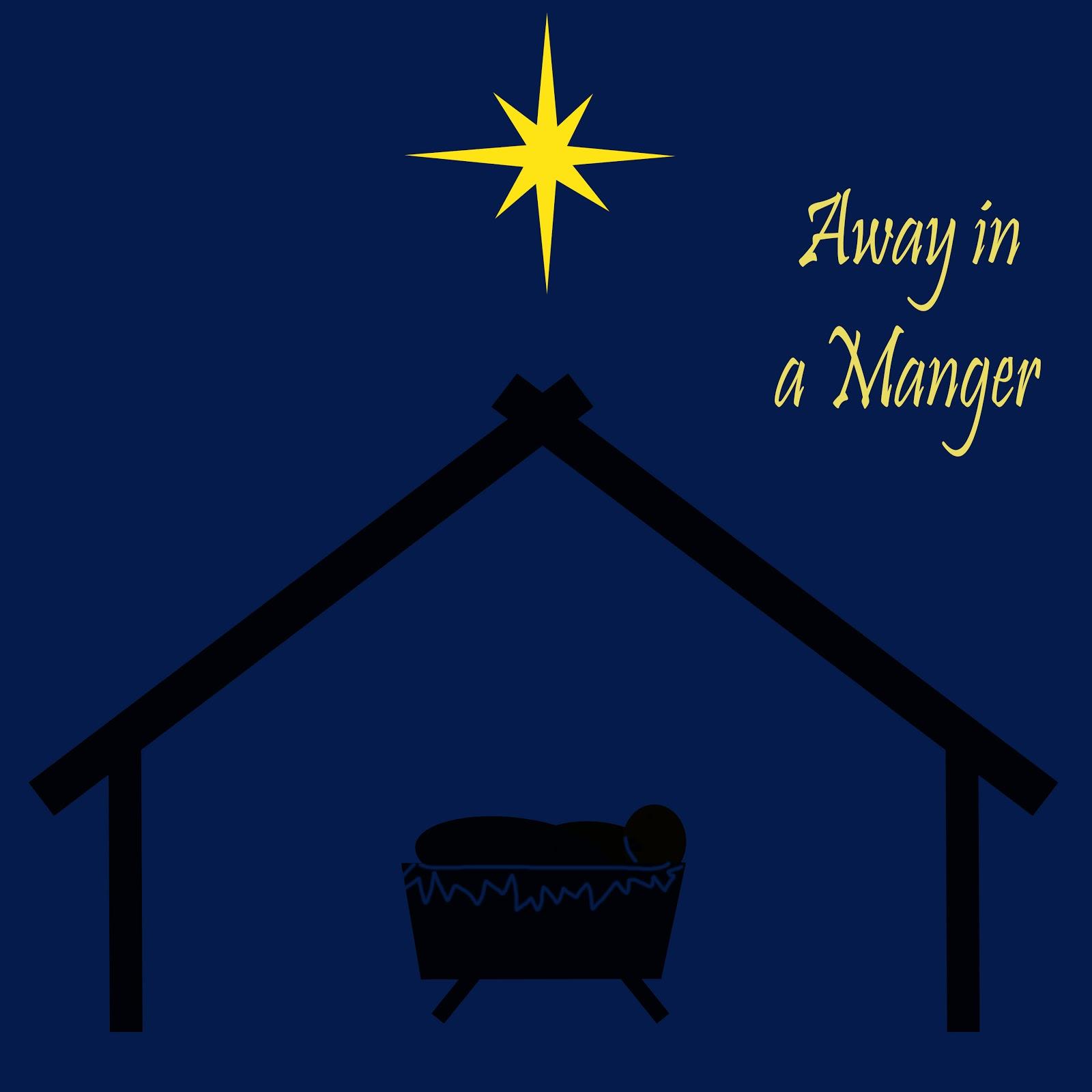 12 Days Til Christmas Printable Nativity Scene