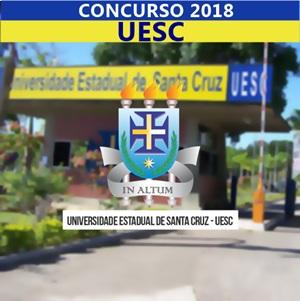 Concurso UESC 2018