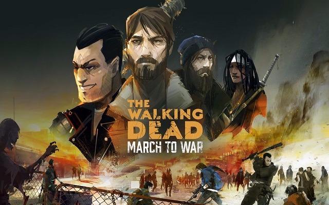 تحميل لعبة الزومبي the walking dead لهواتف الأندرويد
