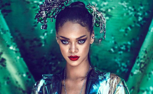 """Rihanna anuncia lanzamiento de su nuevo perfume: """"Crush"""""""