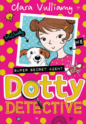 Dotty Detective by Clara Vulliamy book cover