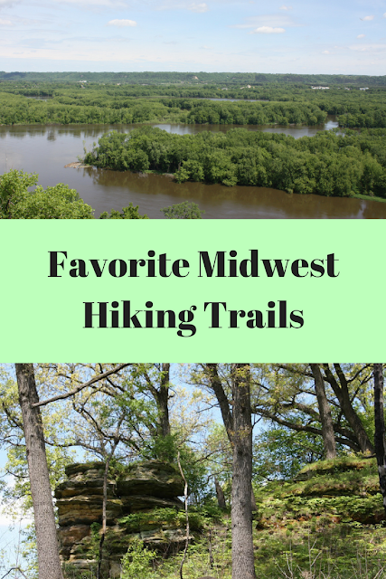 Favorite Midwest Hiking Trails
