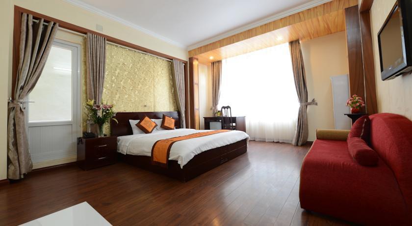 Catba Palace Hotel - khách sạn tốt, đẹp và sang trọng ở Cát Bà