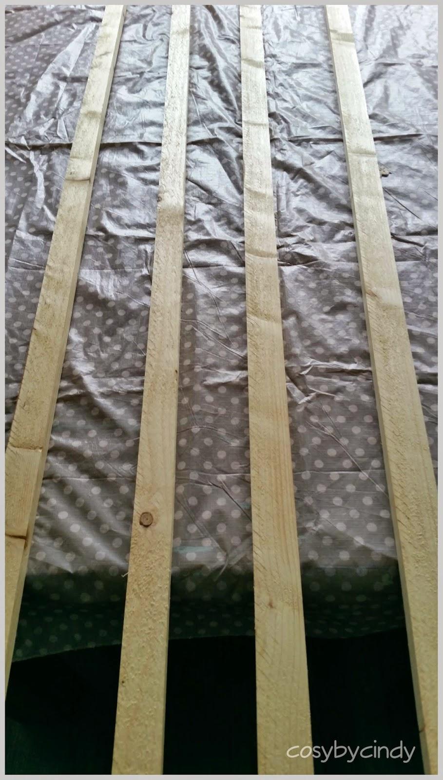 Extreem Cosy by Cindy - Altijd iets leuks te vinden: Decoratie ladder voor  #QP38