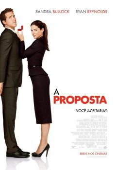 Capa do Filme A Proposta