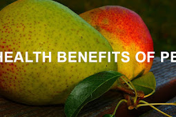 Health Benefits of Pears that you need to know