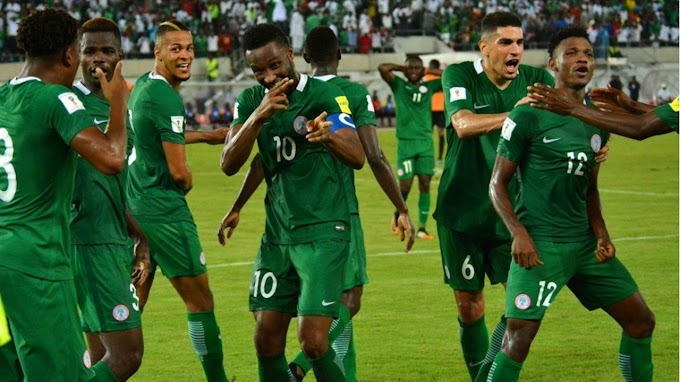 EPL: Nigeria ranks highest-scoring African country in history [See full list]