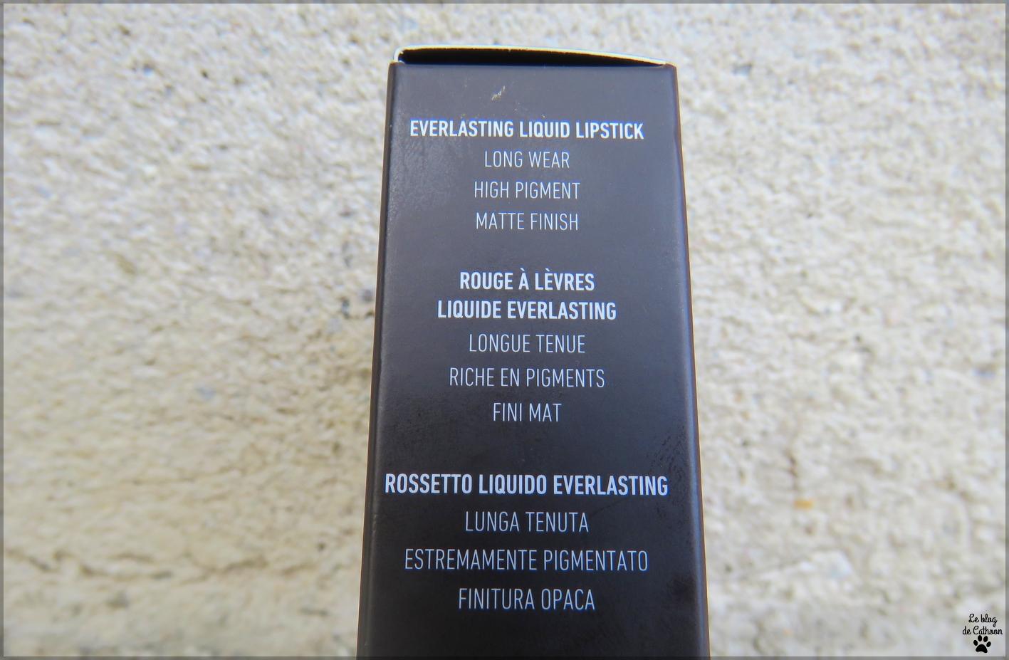 Everlasting Lip Duo - Susperia - Melancholia - Kat Von D
