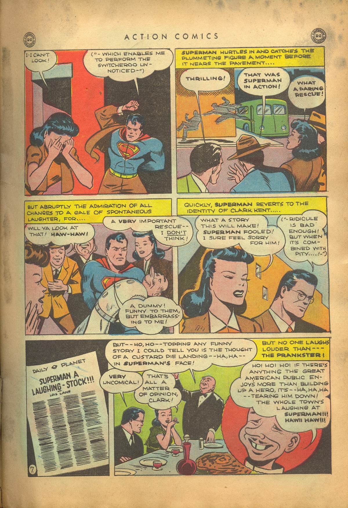 Read online Action Comics (1938) comic -  Issue #95 - 10