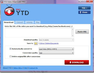 YTD Downloader 5.8.9 Full Terbaru 2017