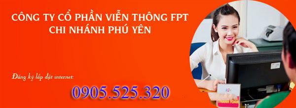 Lắp Mạng Internet FPT Thành Phố Tuy Hòa